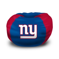 New York Giants NFL Team Bean Bag (102 Round)""