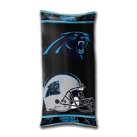 Carolina Panthers NFL Folding Body Pillow