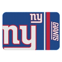New York Giants Tufted Rug (30x20)
