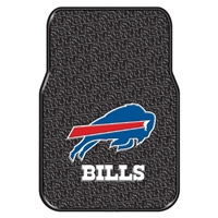 "Buffalo Bills NFL Car Front Floor Mats (2 Front) (17x25"")"""