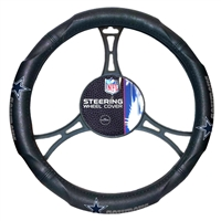 Dallas Cowboys NFL Steering Wheel Cover (14.5 to 15.5)