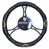 San Diego Chargers NFL Steering Wheel Cover (14.5 to 15.5)