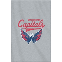 Washington Capitals NHL Sweatshirt Throw