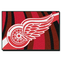"Detroit Red Wings NHL Tufted Rug (59x39"")"""