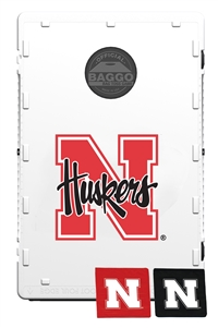 University of Nebraska Cornhuskers Bag Toss Game by Baggo