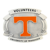 Tennessee Volunteers College Oversized Belt Buckle