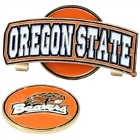 Oregon State Beavers Slider Hat Clip Ball Marker