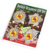 Arizona State Sun Devils Holiday Ornament 4 Pack