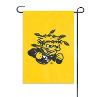 Wichita State Shockers NCAA Mini Garden or Window Flag (15x10.5)