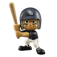Tampa bay Rays MLB Lil Teammates Vinyl Batter Sports Figure (2 3/4inches Tall) (Series 2)