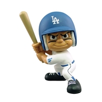 Los Angeles Dodgers MLB Lil Teammates Vinyl Batter Sports Figure (2 3/4inches Tall) (Series 3)