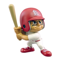 St. Louis Cardinals MLB Lil Teammates Vinyl Batter Sports Figure (2 3/4inches Tall) (Series 3)