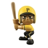 Pittsburgh Pirates MLB Lil Teammates Vinyl Throwback Batter Figure (2 3/4inches Tall) (Series 2)