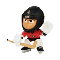 Ottawa Senators NHL Lil Teammates Vinyl Goalie Sports Figure (2 3/4 Tall) (Series 2)