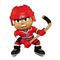 Carolina Hurricanes NHL Lil Teammates Vinyl Slapper Sports Figure (2 3/4 Tall) (Series 2)