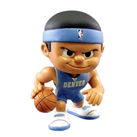 Denver Nuggets NBA Lil Teammates Vinyl Playmaker Sports Figure (2 3/4 Tall)
