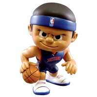 Detroit Pistons NBA Lil' Teammates Vinyl Playmaker Sports Figure (2 3/4 Tall)