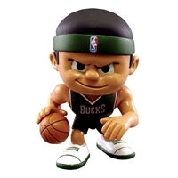 Milwaukee Bucks NBA Lil Teammates Vinyl Playmaker Sports Figure (2 3/4 Tall) (Series 2)