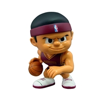 Cleveland Cavaliers NBA Lil Teammates Vinyl Defender Sports Figure (2 3/4 Tall) (Series 2)