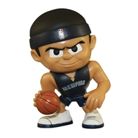 Memphis Grizzlies NBA Lil Teammates Vinyl Playmaker Sports Figure (2 3/4 Tall) (Series 2)