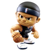 Dallas Mavericks NBA Lil Teammates Vinyl Playmaker Sports Figure (2 3/4 Tall) (Series 2)