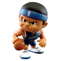 Minnesota Timberwolves NBA Lil Teammates Vinyl Playmaker Sports Figure (2 3/4 Tall) (Series 2)