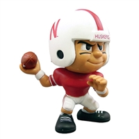 Nebraska Cornhuskers NCAA Lil' Teammates Vinyl   Quarterback  Sports Figure (2 3/4 Tall)