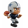 Dallas Cowboys NFL Lil Teammates Vinyl Quarterback Sports Figure (2 3/4 Tall) (Series 2)