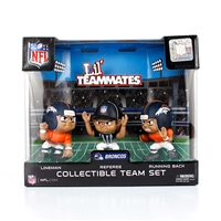 Denver Broncos NFL Lil' Teammates NFL Team Sets