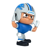 Detroit Lions NFL Lil Teammates Vinyl Wide Receiver Sports Figure (2 3/4 Tall) (Series 4)