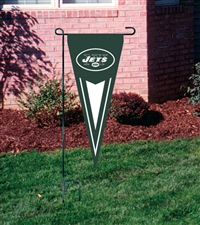 New York Jets NFL Vertical Yard Pennant