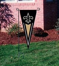 New Orleans Saints NFL Vertical Yard Pennant
