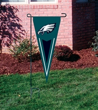 Philadelphia Eagles NFL Vertical Yard Pennant