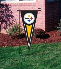 Pittsburgh Steelers NFL Vertical Yard Pennant