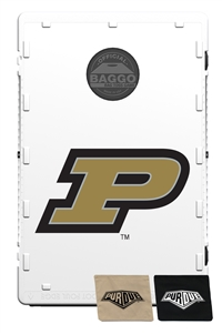 Purdue University Boilermakers Bag Toss Game by Baggo