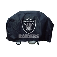 Rico Industries Oakland Raiders NFL Deluxe Grill Cover