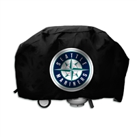 Seattle Mariners MLB Deluxe Grill Cover