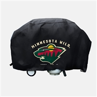 Minnesota Wild NHL Deluxe Grill Cover