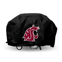 Washington State Cougars NCAA Economy Barbeque Grill Cover