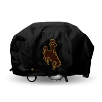 Wyoming Cowboys NCAA Economy Barbeque Grill Cover