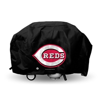 Cincinnati Reds MLB Economy Barbeque Grill Cover