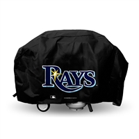 Tampa Bay Rays MLB Economy Barbeque Grill Cover