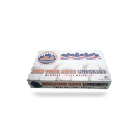 New York Mets MLB Checkers Set