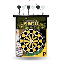 Pittsburgh Pirates MLB Magnetic Dart Board