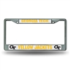 Georgia Tech Yellowjackets NCAA Chrome License Plate Frame