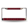 Chicago Blackhawks NHL Laser Chrome Frame