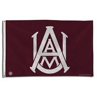 Alabama A&M Bulldogs NCAA 3x5 Flag