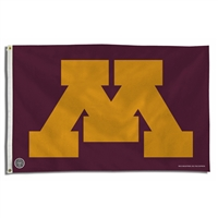 Minnesota Golden Gophers NCAA 3x5 Flag
