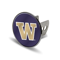 Washington Huskies NCAA Laser Cut Hitch Cover
