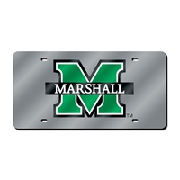 Marshall Thundering Herd NCAA Laser Cut License Plate Cover
